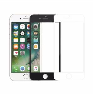 Anti-Scratch Anti-Fingerprint Bubble Free Anti-Oil Screen Film Tempered Glass for iPhone 7g Plus pictures & photos