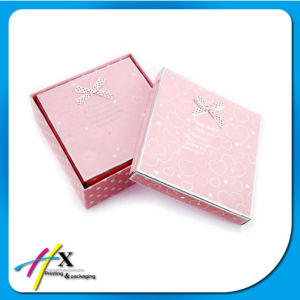 Custom Paper Tie Packaging Box for Garments Gift pictures & photos
