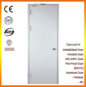 1 Hour Exterior Fireproof Steel Fire-Rated Door Gfm022 pictures & photos