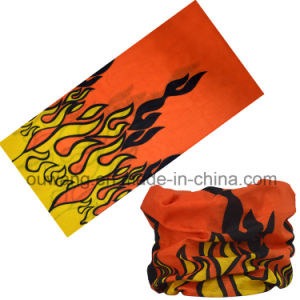 Anti-Bacterial Washable Eco-Friendly Feature Bandana 100% Polyester pictures & photos