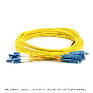 6 Fiber Multi-Fiber Pre-Terminated Cable/Cord pictures & photos
