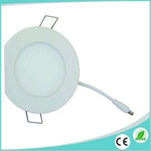 3W/6W/9W/12W/15W/18W/24W Slim Round LED Panel with 3years Warranty pictures & photos