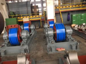 Supply Supporting Roller Used in Kiln for Cement Plant pictures & photos