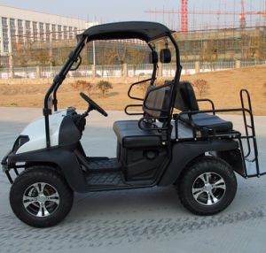 2017 New Model Electric Type 4 Seater Golf Cart pictures & photos