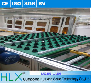 Green Wooden Tooling Pallet for Assembly Line pictures & photos