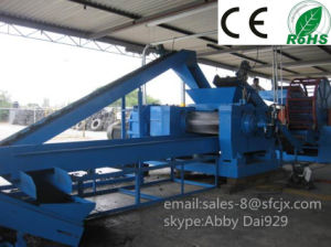 Tyre Wire Separator/Tyres Recycling Plant/Tires Recycling Line pictures & photos