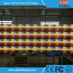 HD Indoor P6 Full Color Rental LED Display Screen pictures & photos