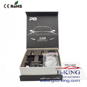 2017 Newest 80W 8000lm H7 Car LED Headlight pictures & photos
