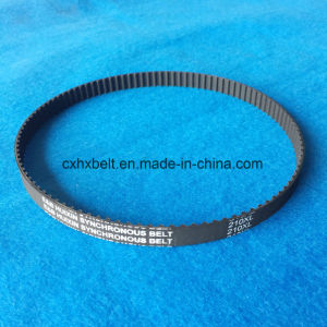 Rubber Industrial Transmission Timing Belt 118 120 122 124 126 128 130 XL pictures & photos