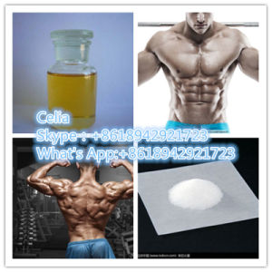 High Quality Chemical Raw 17-Methyltestosterone Powder for Muscle Builder pictures & photos