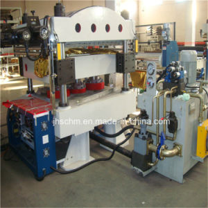 Automatic Hydraulic Die Cutting&Hot Foil Stamping Machine pictures & photos