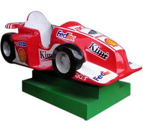 Premium Kiddie Ride of Racing Car