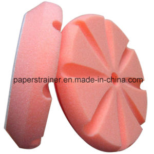 Foam Polishing Pad Orange 180mm pictures & photos