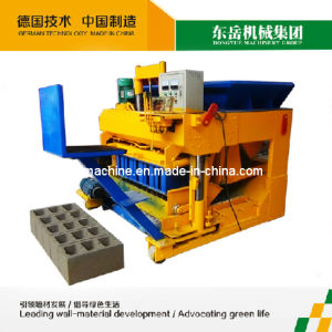 Egg Laying Hollow Block Machine Qtm6-25 Dongyue Machinery Group pictures & photos