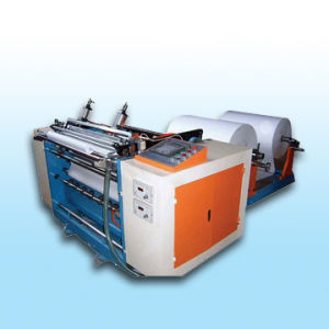 Two Layer Cash Register Roll Slitter Rewinder pictures & photos