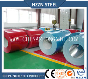 Price of Color Roof in Philippines Pre-Painted Galvanized Steel Coil pictures & photos