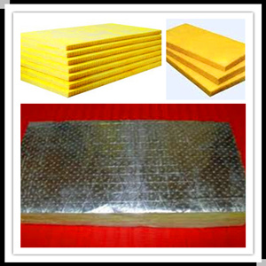 Building Material Glass Wool Insulation Batts