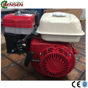Water Cooled Single Cylinder Four Stroke Gasoline Engine pictures & photos