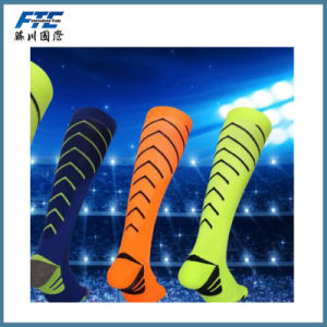 High Quality Cotton Socks Football Socks pictures & photos