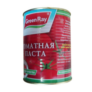 Canned Tomato Paste (400g)