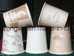 Paper Cups and Paper Container Raw Material -PE Coated Paper Supplier in China pictures & photos