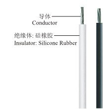 Silicone Rubber Heat Resistant Wire pictures & photos