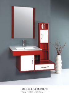 Wooden / PVC Bathroom Vanity (AM-2070)