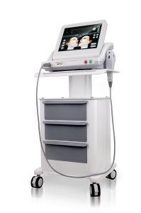 Salon High Intensity Focused Ultrasound Hifu Skin Tightening Beauty Machine pictures & photos