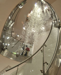 Stainless Steel Glass Railing Balustrade Handrail pictures & photos