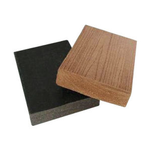 Solid Good Strength WPC Decking (SD12) pictures & photos