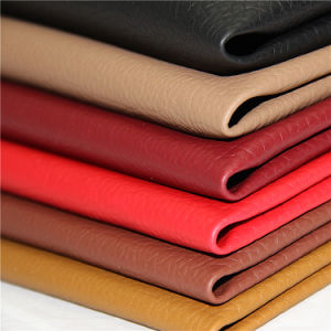 BS5852 Fire Proof Synthetic Leather for Furnituer, Car Seat Cover pictures & photos