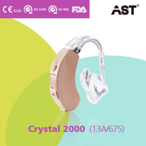 BTE Hearing Aid (CRY13A/CRY675)