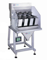 Automatic Linear Four Head Weigher pictures & photos