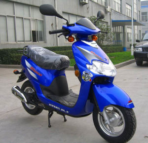 50cc EEC/COC Approved HURRICANA Scooter (DG-GS812)