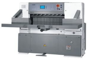 Hydraulic Double Digit-Display Paper Cutter (QZX 92CG/ 92TG)