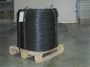 20 Gauge Black Annealed Wire pictures & photos