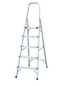 Household Aluminum Ladder (5 Steps) (SM-HLA005) pictures & photos