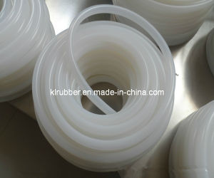 Food Silicone Tube and Hose with FDA Approved pictures & photos