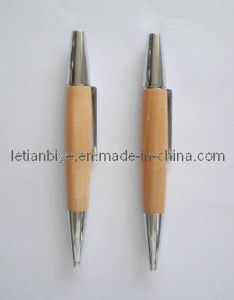 Maple Wood Promotion Gift Wooden Ball Pen (LT-C202) pictures & photos