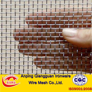 Galvanized or PVC Square Wire Mesh (ISO9001-2008 CERTIFIED)