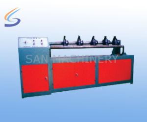 China Paper Tube Recutter Paper Core Cutting Machine pictures & photos