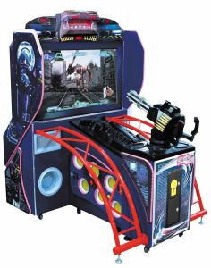 Amusement Machine Armored Warrior 50 Inch with Arcade Game pictures & photos