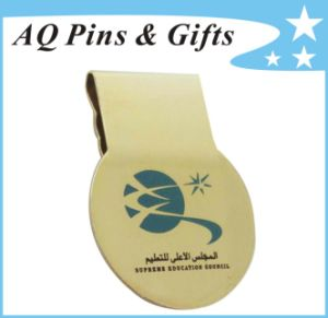 High Quality Promotional Metal Bookmark pictures & photos