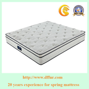 High Quality Cheap Pocket Spring Mattress for India with Memory Foam pictures & photos