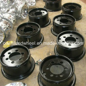 3 Piece Wheel Rim 4.33r-8 for Industrial Tyre pictures & photos