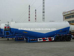 55CBM Cement Tanker with Three Axles (ZJV9408GFLLY)