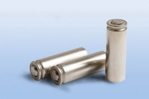 3.7V2400mAh Cylindrical Li-ion Battery (18650)