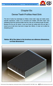 Aluminum Heat Sink for Module Inverter Systems pictures & photos