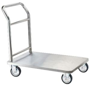 Handcart Series for Warehouse and Supermarket pictures & photos