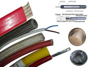 VDE Certified Silicone Rubber Wire pictures & photos
